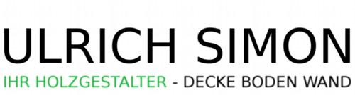 ULRICH SIMON – Ihr Holzgestalter